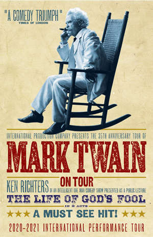 Mark Twain 35 Anniversary Tour